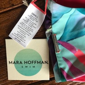 Mara Hoffman Swim - [Mara Hoffman] Marimba Lace up Bikini Top